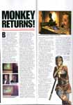 Monkey: The Final Dub article for SFX magazine, May 2004 (UK)