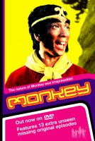 Official UK Monkey DVD promotional poster